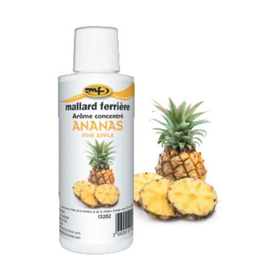 Arômes concentrés : Ananas - 125 ml
