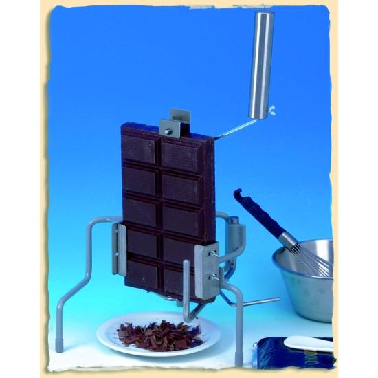 Choco-râpe manuelle