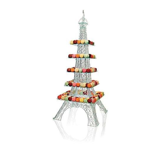 Série de 5 plateaux pour présentoir Tour Eiffel