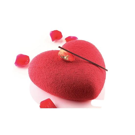 Moule coeur bombé petit modèle (AMORE) - 600 ml