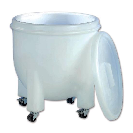 Cuve hémisphérique plastique 170 L