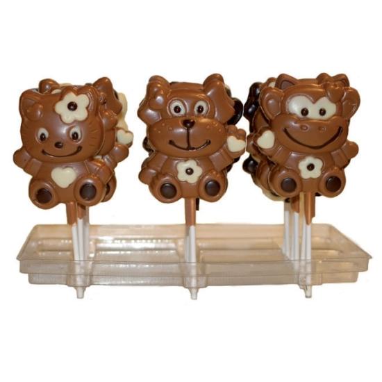 - chat - chien - singe - hippopotame
