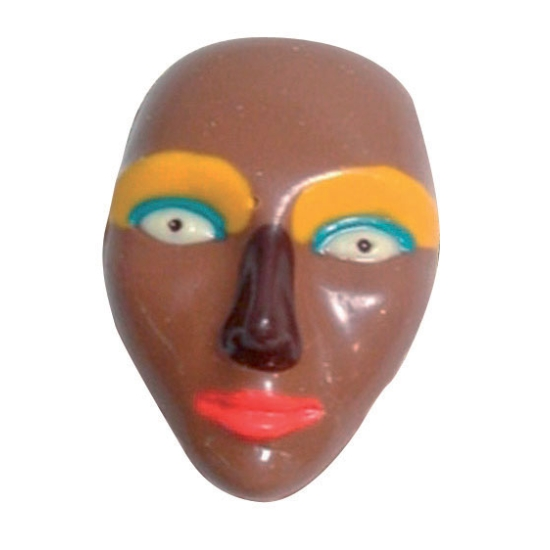 Moule polycarbonate 170 - Masque Carnaval