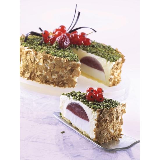 Moule silicone Torta flex -plaque 6 empreintes