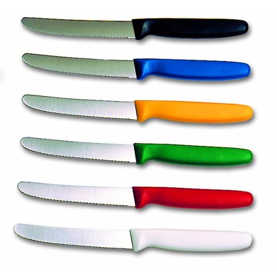 Couteau cranté - 11 cm