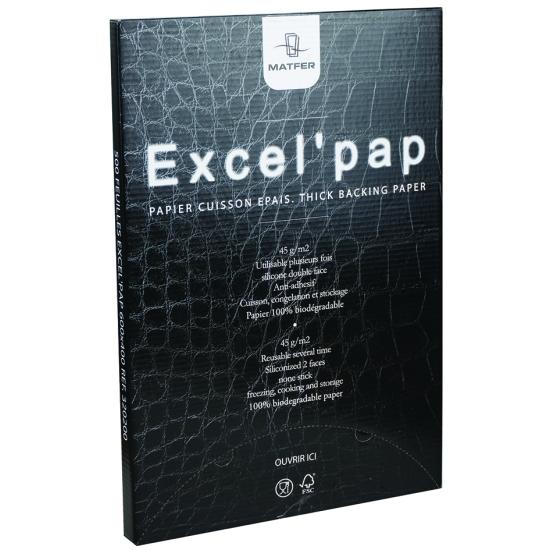 """Papier siliconé """"Excel'pap"""""""