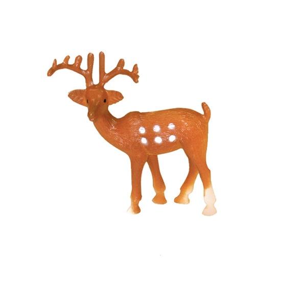 Cerfs décorés