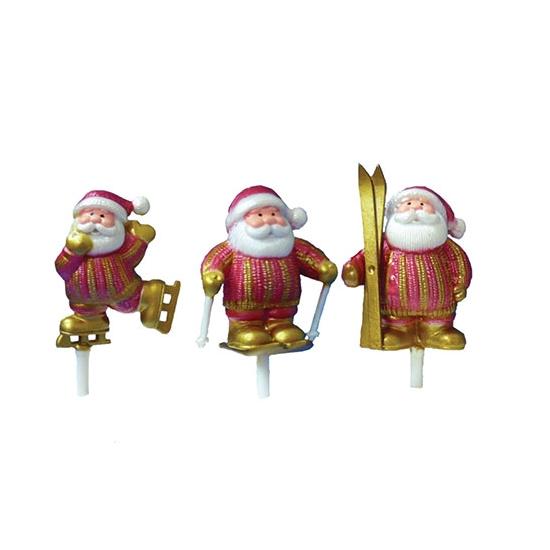 Père Noel ski