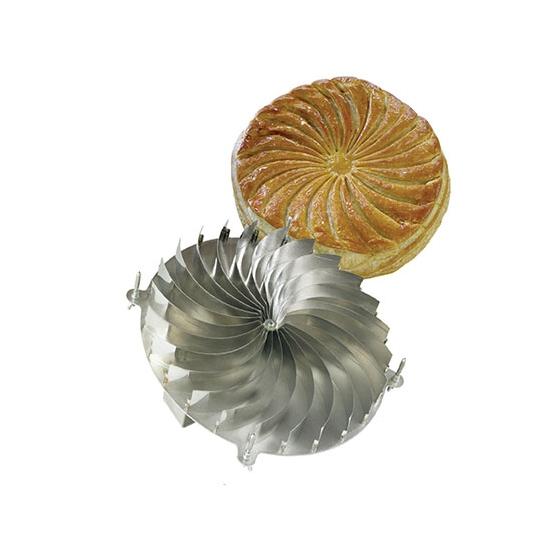 """Découpoir inciseur """"Spécial Galette"""" - diamètre 28cm"""