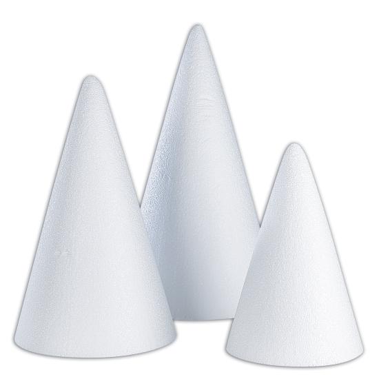 Pyramide ronde - cone