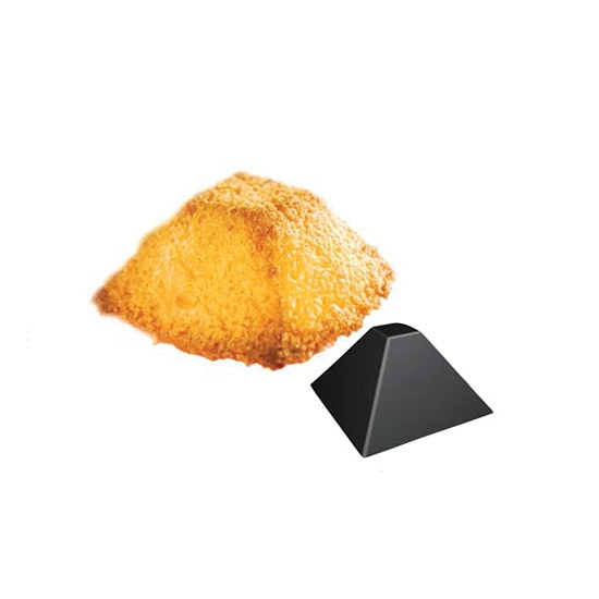 Moules silicone 35 pyramides