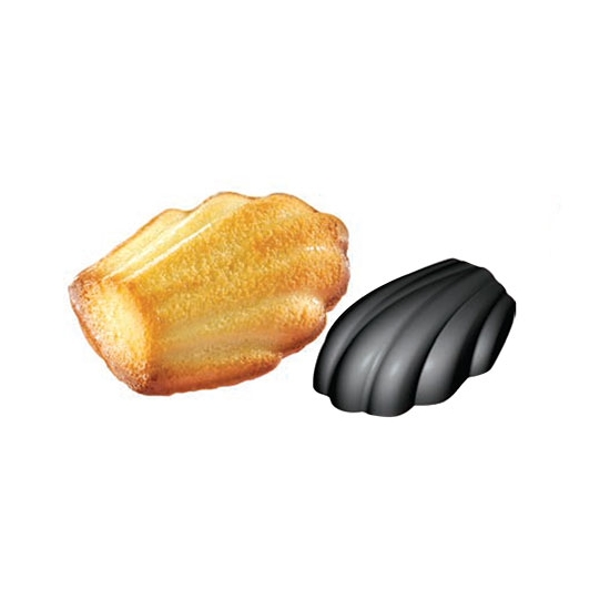 Moules silicone madeleines