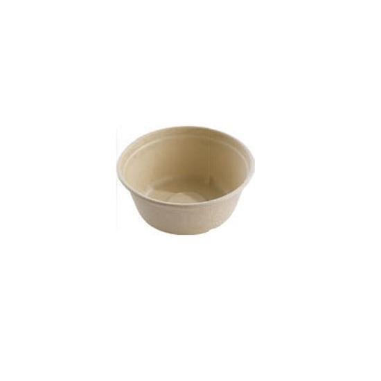Barquette ronde fibre de canne
