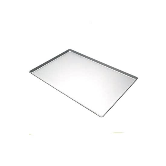 Plaque aluminium embouti à rebords