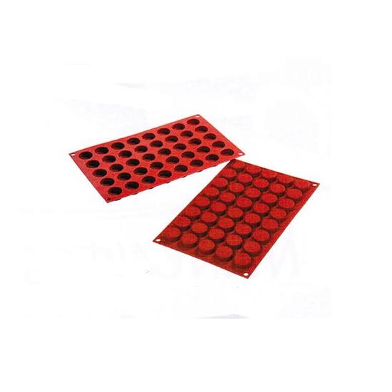 """SF180 - Moules flexibles """"Silicon Flex"""": 40 pastilles"""