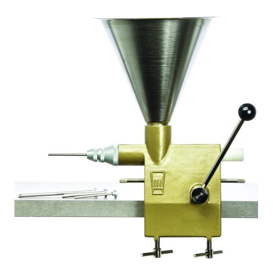 Machine à injecter de la crème GM - Poignée bakélite