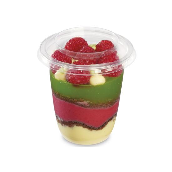 Pots à Glace - Coupe à dessert cristal  (modèle 3)