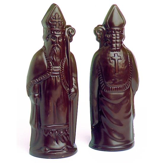 Moule polycarbonate chocolat - Saint Nicolas