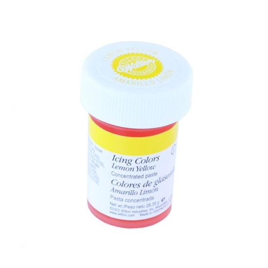 Colorant Jaune citron 28 g - Casher