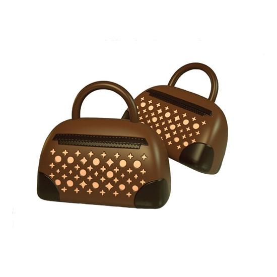 Moule sac à mains modèle 3  - Kit de deux moules