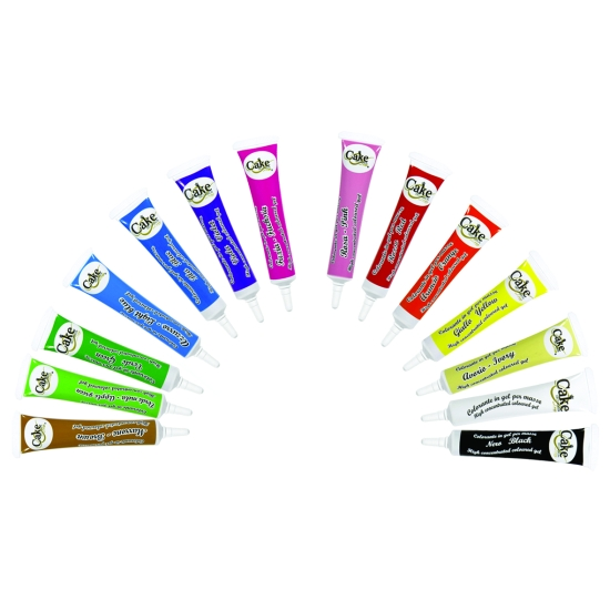 Colorant Gel tube 20g