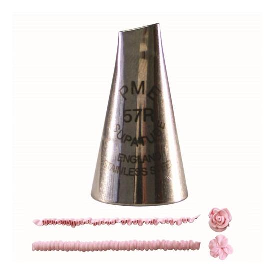 PME - Douille décorative supatube 57R