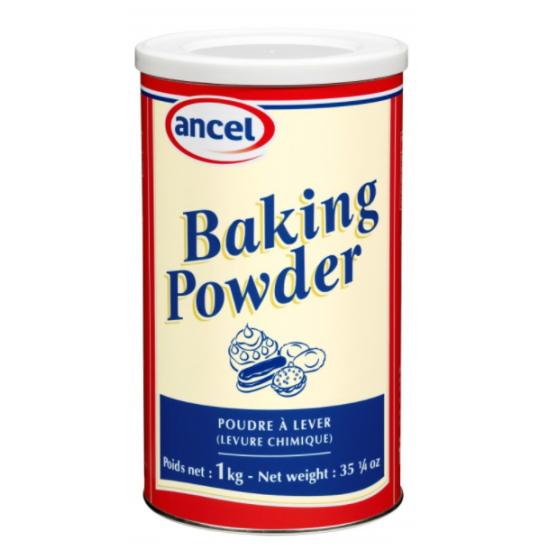 POUDRE À LEVER - Baking Powder - 1kg