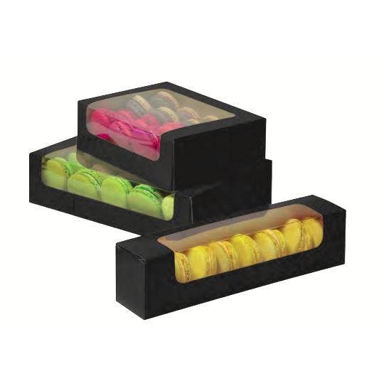 Boîte à biscuits ou macarons