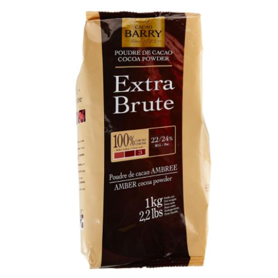 POUDRE DE CACAO - EXTRA BRUTE - 1kg