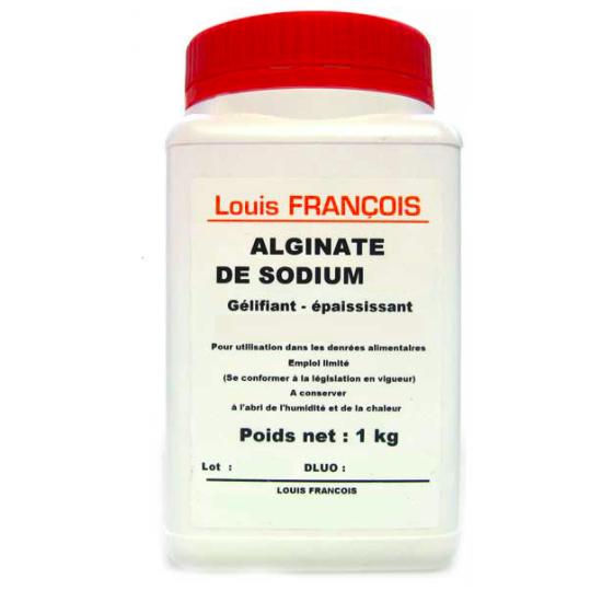 Alginate de sodium GF150 - 1KG
