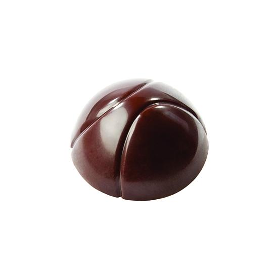Demi-sphère 2 rayures - 21 empreintes - 5,5 g