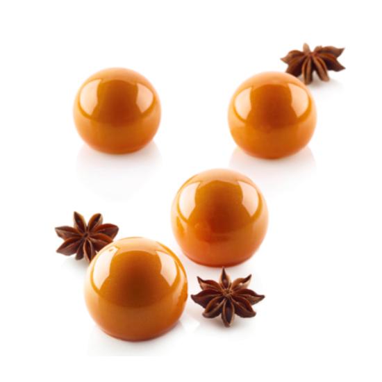 Moule Silicone - 15 truffes (Truffles 40) - 15x40 ml