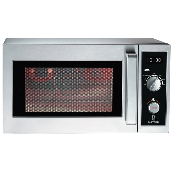 Four Micro-Ondes 25 Litres Inox