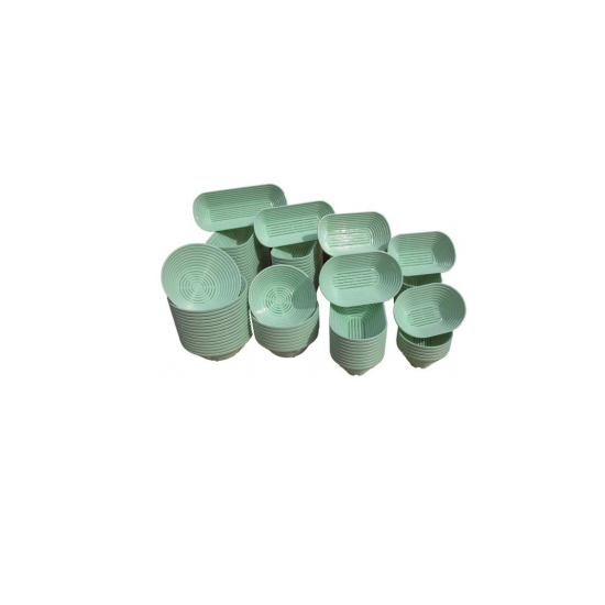 Bannetons à fermentation polypropylène