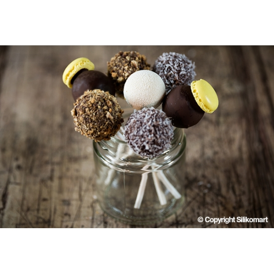 Moule en silicone - Kit Cake Pops