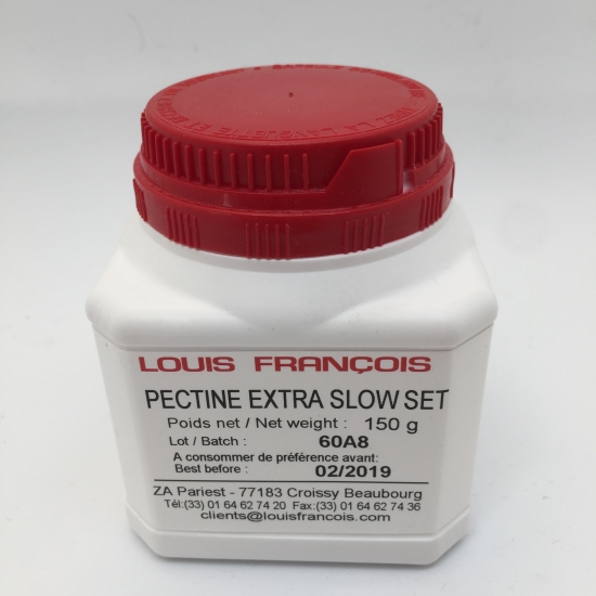 Pectine Extra Slow Set spéciale confiture - 150 g - LOUIS FRANÇOIS
