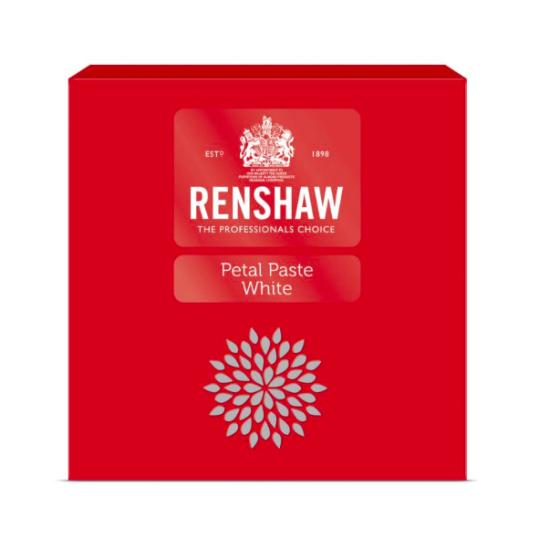 Pâte pour pétales blanche - Renshaw
