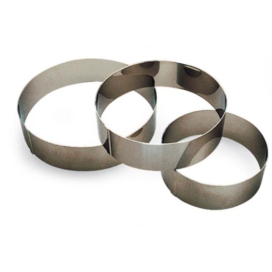 Cercle à vacherin - Hauteur 6 cm