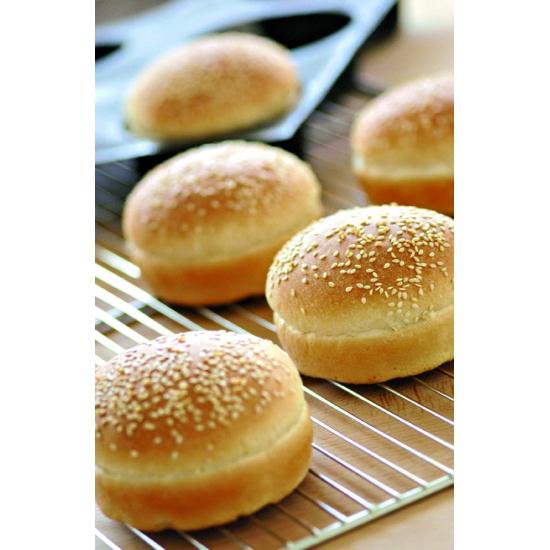 Moule Silform - Petits pains buns