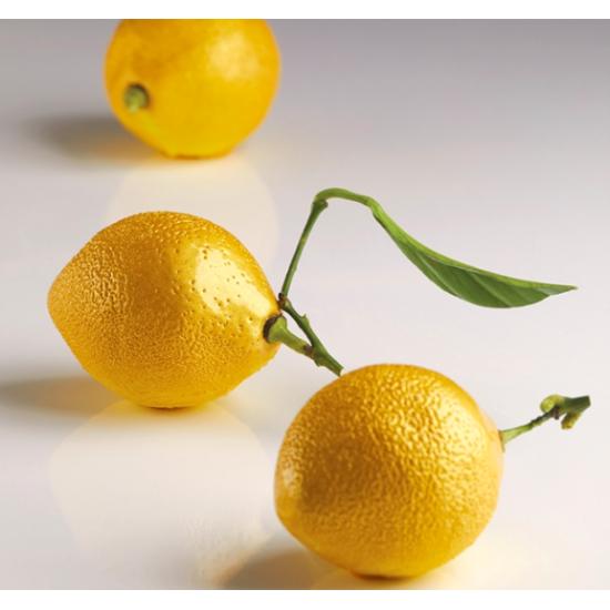 Moule Silicone individuel Citron - Collaboration avec Cédric Grolet