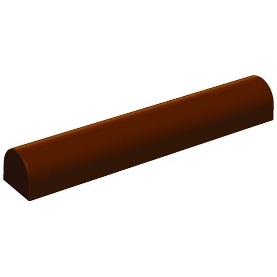 Gouttières à bûche plastique Ronde - paquet de 12