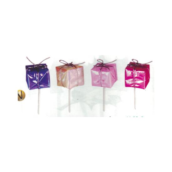 Mini paquets cadeaux irisés