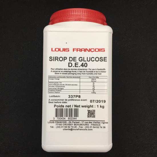 Sirop de glucose - 1 kg - Louis François