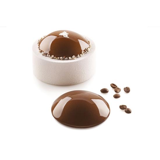 Moule en silicone - Cupole 55 -  6 x 55 ml