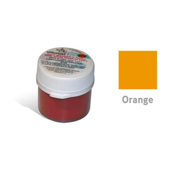 Colorant alimentaire hydrosoluble en poudre - Orange - 5gr
