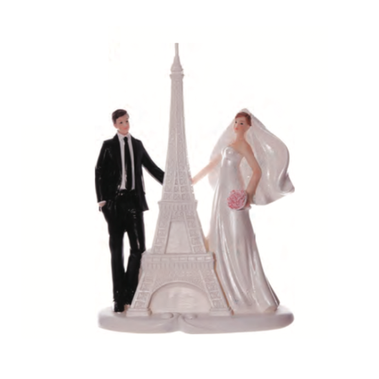 Hymen tour Eiffel - 18 x 13 cm