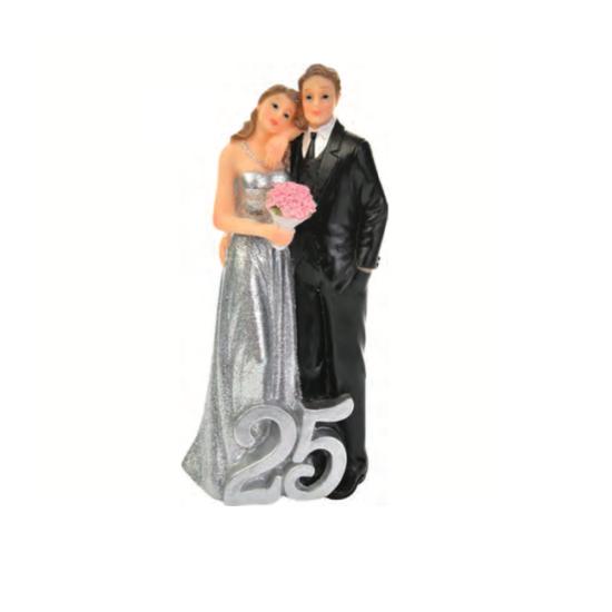 Hymen 25 ans de mariage - 19 cm