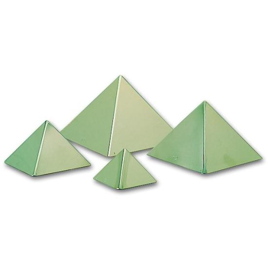 Moule pyramide inox