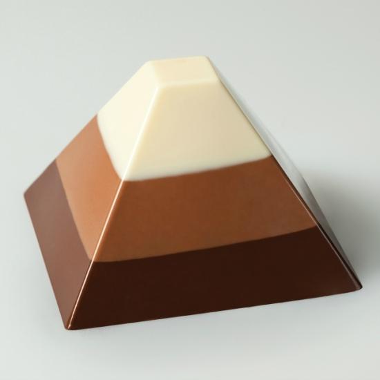 Moule silicone Pavoflex - 35 pyramides