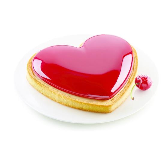 Kit tarte coeur -  Mon amour -